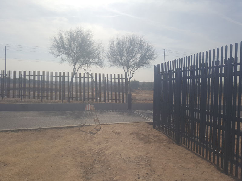 Phoenix Fence Chain Link Wrought Iron Pool Fencing Vinyl