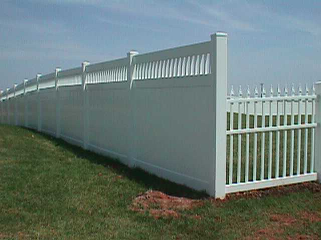 commercial chainlink fence