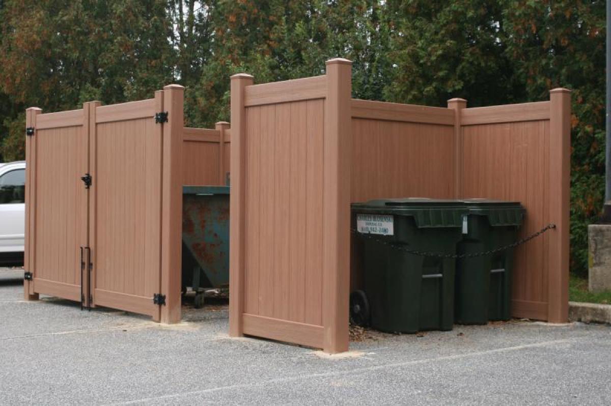Vinyl fencing company phoenix arizona fence az commercial chainlink fence baanklon Gallery